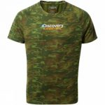 Mens Discovery Adventure Short Sleeve T-Shirt