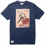 Mens Cycling Poster Tee