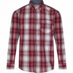 Mens Benas Long Sleeve Shirt