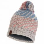 Mens Nella Knitted and Polar Fleece Hat