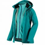 Womens Premilla 3-in-1 Jacket
