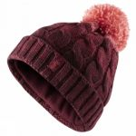 Womens Braid Beanie