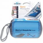 Single Nano Pyramid Mosquito Net