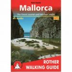 Mallorca: Rother Walking Guide