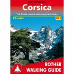 Corsica: Rother Walking Guide