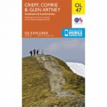 Explorer Map OL47 Crieff, Comrie and Glen Artney