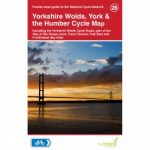 Yorkshire Wolds, York and the Humber Cycle Map