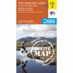 Active Explorer Map OL6 The Lake District – South-Western Area