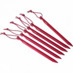 Groundhog Tent Stakes (Pack of 6)