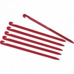 Needle Tent Stakes x 6