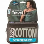 Premium Cotton Travel Liner – Traveller (with Pillow slip)