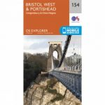 Explorer Map 154 Bristol West and Portishead