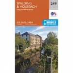 Explorer Map 249 Spalding and Holbeach