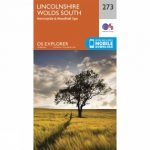 Explorer Map 273 Lincolnshire Wolds South