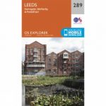 Explorer Map 289 Leeds