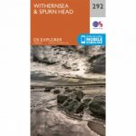 Explorer Map 292 Withernsea and Spurn Head