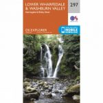 Explorer Map 297 Lower Wharfedale and Washburn Valley
