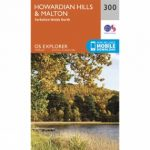 Explorer Map 300 Howardian Hills and Malton