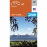 Explorer Map 383 Morvern and Lochaline