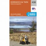 Explorer Map 438 Dornoch and Tain