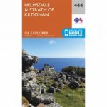Explorer Map 444 Helmsdale and Strath of Kildonan