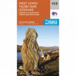 Explorer Map 458 West Lewis