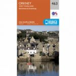Explorer Map 463 Orkney – West Mainland
