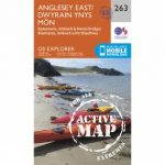 Active Explorer Map 263 Anglesey East
