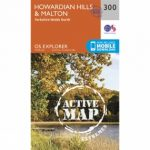 Active Explorer Map 300 Howardian Hills and Malton