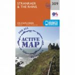 Active Explorer Map 309 Stranraer and The Rhins