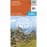 Active Explorer Map 315 Carlisle