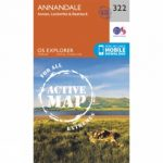 Active Explorer Map 322 Annandale