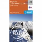 Active Explorer Map 330 Moffat and St Mary's Loch