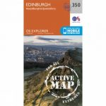 Active Explorer Map 350 Edinburgh