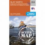 Active Explorer Map 353 Islay North