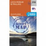 Active Explorer Map 398 Loch Morar and Mallaig
