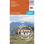 Active Explorer Map 412 Skye – Sleat