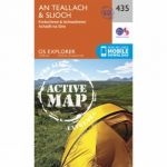 Active Explorer Map 435 An Teallach and Slioch