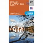 Active Explorer Map 439 Coigach and Summer Isles