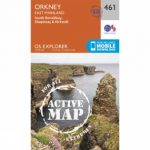 Active Explorer Map 461 Orkney – East Mainland