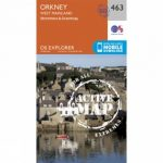 Active Explorer Map 463 Orkney – West Mainland