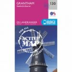 Active Landranger Map 130 Grantham