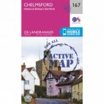 Active Landranger Map 167 Chelmsford