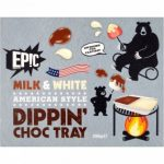 Dippin Chocolate Tray 350g