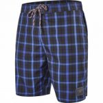 Mens Check Leisure 18in Swim Shorts