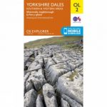 Explorer Map OL2 Yorkshire Dales – Southern and Western Area