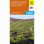 Explorer Map OL30 Yorkshire Dales – Northern and Central Areas