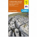 Active Explorer Map OL2 Yorkshire Dales – Southern and Western Area